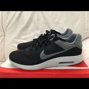 new products 203c5 469fe ... Nike Air Max Modern Essential Black Grey Platinum ...
